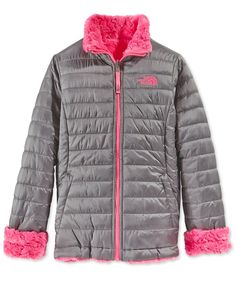 The North Face Reversible Mossbud Swirl Jacket 755ee55e8