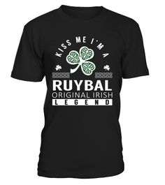 RUYBAL Original Irish Legend