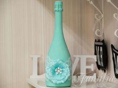 Wedding Bottles, Home Decor, Olive Oil, Decoration Home, Room Decor, Interior Design, Home Interiors, Interior Decorating