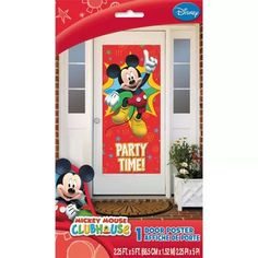 Vintage red mickey mouse ceiling fan very nice condition pick up plastic mickey mouse clubhouse door poster aloadofball Images