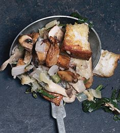 Wild Mushroom and Spinach Stuffing: Made this a few Thanksgivings ago. Would make again.