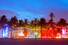 The South Beach Strip. #SouthBeach #Florida #Miami Bachelor Party Destinations, Top Destinations, Florida Hotels, Miami Florida, Hip Hop World, Reno Tahoe, South Beach Miami, Roadside Attractions, Best Cities