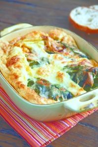 Latin Flavors - Baked Chiles Rellenos