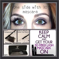 Younique cosmetics: 3D mascara. Amazing products!! www.angelsyouniquecosmetics.com