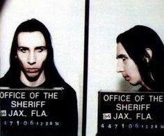 Marilyn Manson polic