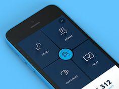 Paypal Business App Concept