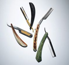 A Master Class on Razors: Grooming + Health : Details