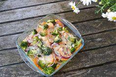 Ik heb weer een nieuw recept voor jullie: Zoete aardappel broccoli ovenschotel, echt heerlijk! Wat heb je nodig voor 1 schotel (3 pers) 2 of 3 zoete aardappels halve broccoli 1 grote rode ui Parmezaanse kaas 4 eieren ovenschaal (mijne was 21 bij 21) Hoe maak je het? Verwarm de oven voor op 200 graden …