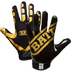 Battle Sports Science Adult Receiver Gloves - Dick's Sporting Goods