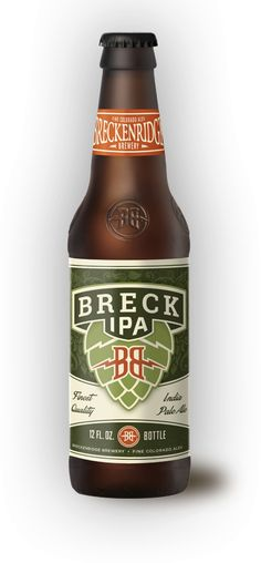 Breckenridge Breck IPA - Google Search