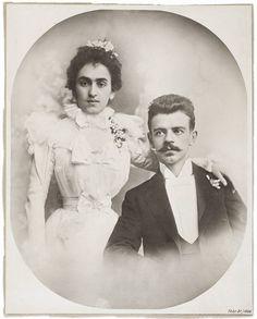 Los padres de Frida