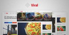 Download and review of ViralWP - Viral WordPress Theme, one of the best Themeforest Magazine & Blogs themes