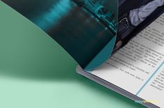 Free Customizable Magazine PSD Mockup | ZippyPixels