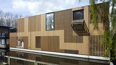 Watervilla by Framework Architecten and Studio Prototype