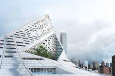 Via 57West | Residential Architect | Bjarke Ingels Group (BIG), New York, NY, United States, Multifamily, New Construction, 2015 P/A Awards, ARCHITECT Progressive Architecture Awards 2015