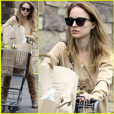 Earlier in the week, Natalie was seen stopping by the Western Costume Company with a guy pal in Hollywood.