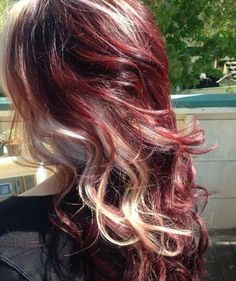 the quickest way to pink hair is...