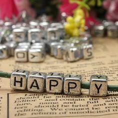 Only US$3.52 , shop 200pcs 6mm Silver Acrylic Letter Alphabet Beads DIY Craft Bracelet at Banggood.com. Buy fashion Craft online.