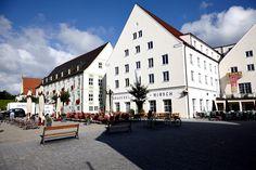 L'Akzent Brauerei Hirsch à Ottobeuren