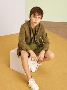 S/S15 Boyswear Design Inspiration: Modern Utility by Zara Boys. Trendstop - trend analysis for fashion and creative professionals