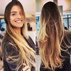 Salão Virtual @OSalaoVirtual Confira 20 lindos cabelos longos com luzes e descubra cuidados e formas de fazer! http://salaovirtual.org/cabelos-longos-com-luzes/ #cabeloslongos #luzes #salaovirtual