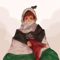 Pray for Gaza by ohprocrastinator.deviantart.com on @deviantART