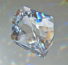 Swarovski Crystal Cosmic Prism Suncatcher Ornament, 40mm  | eBay