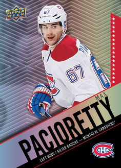 Play Tim Hortons® Collect to Win for a chance to win amazing prizes! Montreal Canadiens, Hockey Cards, Baseball Cards, Max Pacioretty, Ice King, Tim Hortons, Collector Cards, Upper Deck, Patches
