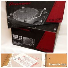 Pioneer PLX-1000 Turntables. Completely New. PM for details and pricing. #pioneerdj#pioneer#plx#plx1000#scratching#turntablism#turntablist#turntables#serato#seratodj#vinyl#hiphop by noisicerp http://ift.tt/1HNGVsC