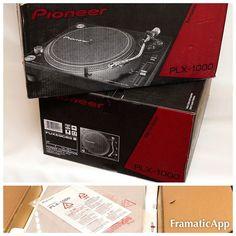 Pioneer PLX-1000 Turntables. Completely New. PM for details and pricing. #pioneerdj#pioneer#plx#plx1000#scratching#turntablism#turntablist#turntables#serato#seratodj#vinyl#hiphop by noisicerp http://ift.tt/1HNGVsC