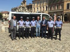 Un nuovo ufficio mobile per la Polizia Municipale di Cesena