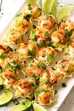 Seafood Appetizers, Appetizers For Party, Appetizer Recipes, Appetizers Superbowl, Simple Appetizers, Mexican Appetizers, Seafood Salad, Cheese Appetizers, Shrimp Recipes
