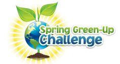 Spring Green-up Challenge!