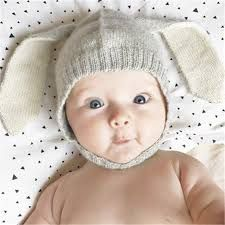 Baby Bunny Ear Hat