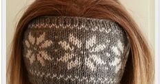 Av restegarn har jeg strikket et matchende pannebånd til ullgenseren til eldstesnuppa . Her er mønsteret: Strikkefasthet på garn: 23 m= ... Matcha, Ravelry, Knitting, Crochet, Blog, Fashion, Caps Hats, Moda, Tricot