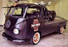 Volkswagen T1 Harley Davidson