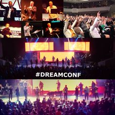 This year's #DreamConf was unbelievable, and would of not been possible without all our amazing volunteers. Thank you to all who serve with passion and excellence. We would not be able to do it without you!