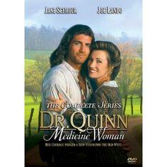 Dr Quinn Medicine Woman - wonderful heartfelt series!