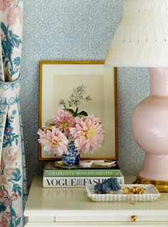 Ashley Whittaker | Vignette styling | vignettes | Side table styling