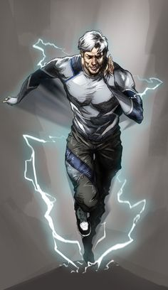 Fan Art: Quicksilver from Age of Ultron