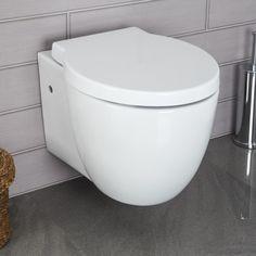 The UK Wall Hung Toilets Shop. Huge Range of Wall Hung Toilets in stock. Wall Hung Toilet, Downstairs Bathroom, Bath