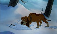 *COPPER ~ The fox and the Hound, 1981