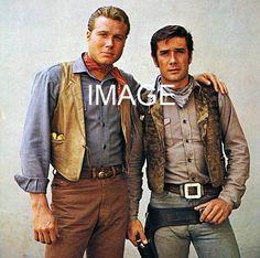 Robert Fuller & John Smith - the men from Laramie