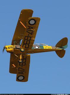 De Havilland (Australia) DH-82A Tiger Moth