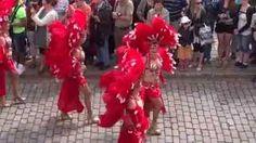 Samba Purajhei Porá 2014 - Carnavales Mercedes Corrientes video ...