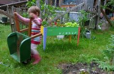 Article:  Teaching My Child How To Garden