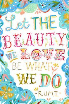 beautiful inspiration