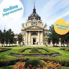 Programturizmus az Instagramon Tudtad, hogy Magyarország legnépszerűbb programkereső oldala Instagramon is jelen van? Kövess minket ott is!  #szallas #fesztival #vasar #unnep #latnivalo #szabadido #kultura #csalad #gasztronomia #pihenes #mitcsinaljak #magyarorszag Malm, Budapest, Taj Mahal, Mansions, House Styles, Building, Travel, Instagram, Home