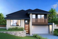 Waterford 234   Split Level, Home Designs In Wollongong | G.J. Gardner Homes