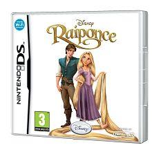 Jeu Raiponce Nintendo DS pour Madeline et Callie